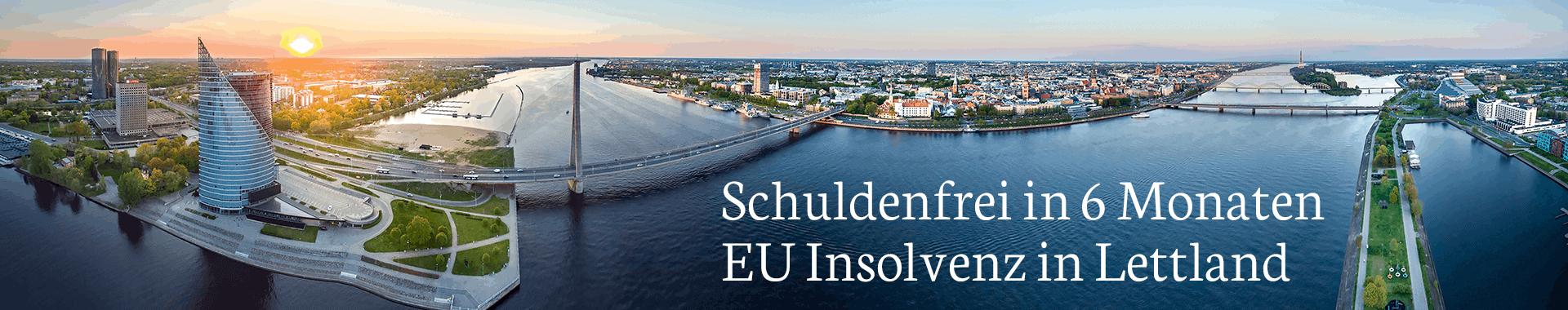 Insolvenz in Lettland mit der Kanzlei Rieger