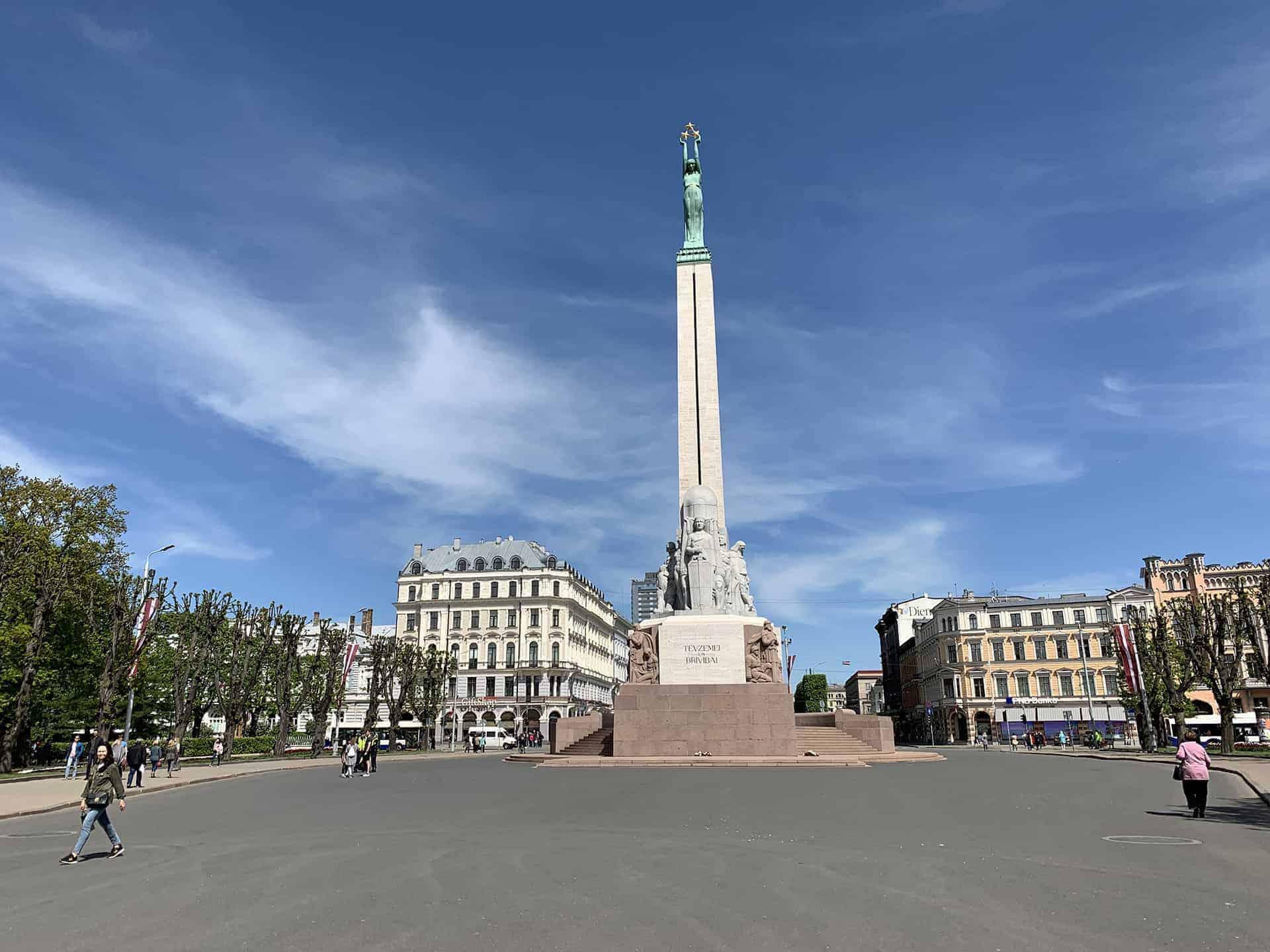 Riga Wahrzeichen